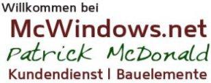 McWindows Kundendienst für Fenster Karlsruhe